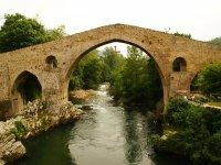 Puente Romano Cangas de Onis