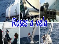 Roses with sailing adventure