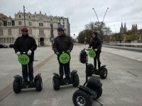 Routes in Electric Scooter