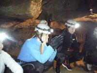 在洞穴探险subterranea手套