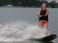 Practice wakeboarding in Denia