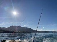 Barca per pescare a Lastres