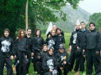 Grupo de particopàntes