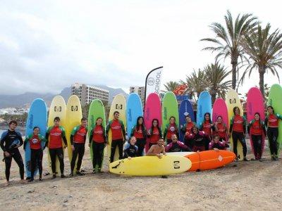 Arona Tenerife Surf Academy