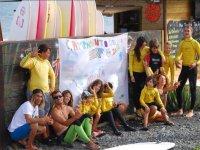 Campamento de Surf en Arona