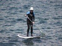 Paddle surf con neopreno completo
