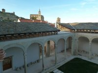 Patio. Palacio de los Duques de Medinaceli