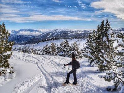 Cervera Aventura Raquetas de Nieve