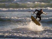 Acrobazie per kitesurf