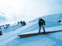 Snowboarding experience