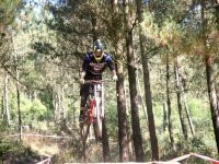 Extreme MTB route