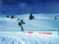 Advanced techniques snowboard
