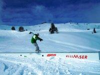 Tecniche avanzate snowboard