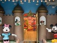 Mickey y Minnie os dan la bienvenida