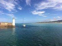 Navegando por el mar