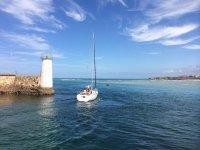 Pasa una tarde en barco con nosotros
