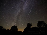 星辰坠落在萨拉曼卡星云