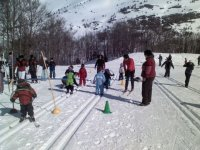 esqui para los peques