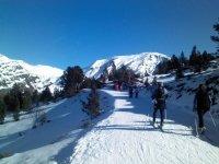 una modalidad de esqui genial