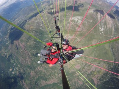 MADparapente Team Building