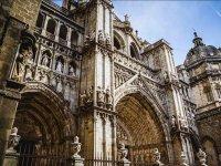 Visitando la catedral de Toledo