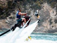 Flyboard y Flyride en Ibiza