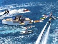 Las mayores aventuras acuáticas en el Mediterráneo