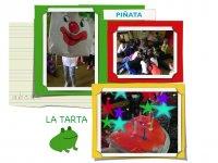 Nuestras divertidas piñatas de colores