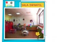 La sala infantil donde haremos diferentes juegos