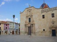 Centro historico de Alicante