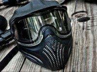Mascara de proteccion para paintball