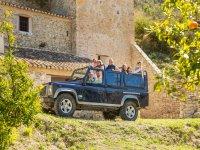 Grupos reducidos en Jeep