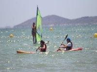 routes de kayak
