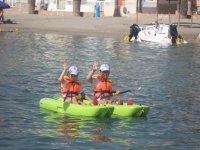 kayaks pour enfants