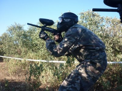 Aventura Céspedes Paintball