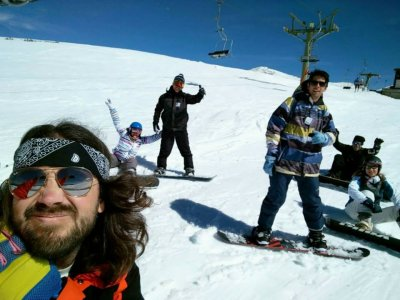 Ski Center Madrid Snowboard