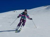 clases particulares de esqui fuera pista