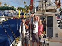 Las mejores sesiones de pesca de la isla