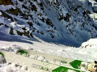 private ski lessons off-piste