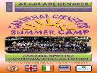 Club Deportivo Cardenal Cisneros Campamentos de Inglés