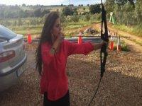 Archery again