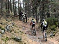 mountain bike route
