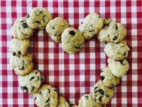 Corazon de cookies