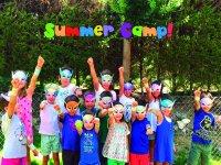 Peques superheroes en el summer camp