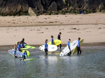 Escuela de Surf Picante