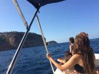 Navegando por el litorial