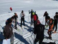 Ski courses in Huesca