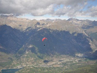 Paragliding Flight From Liri for 30 minutes