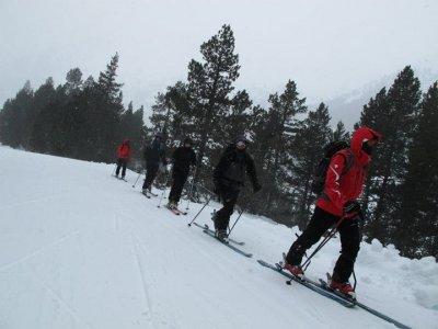Maspirineo Esquí de Fondo