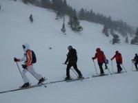 Esquí de fondo en Huesca